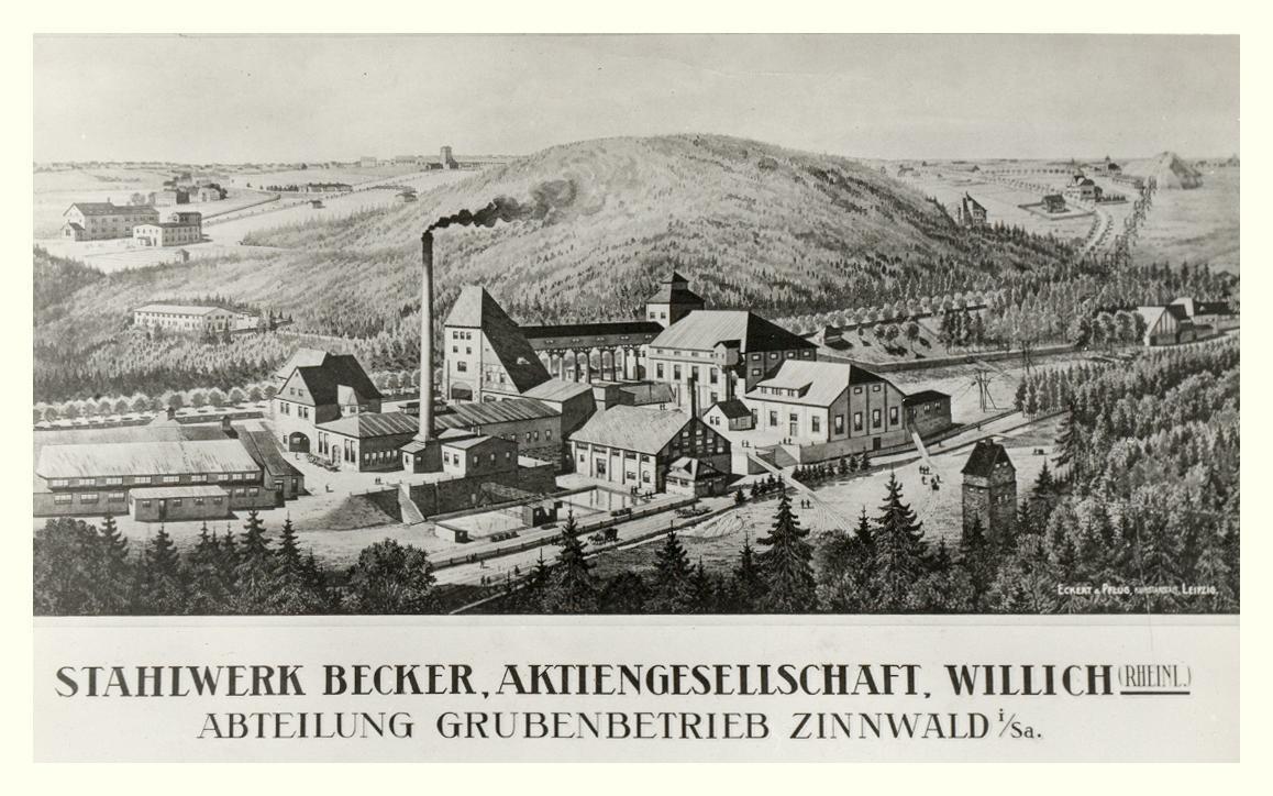 Stahlwerk Becker