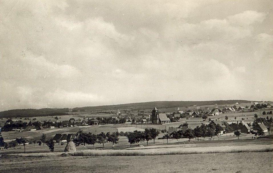 historisches Zinnwald