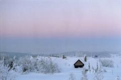 Winter in Zinnwald-Georgenfeld
